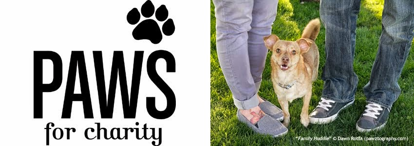 PAWS for Charity