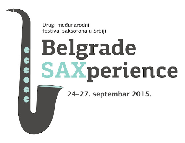 "Drugi medjunarodni festival saksofona - ""Belgrade Saxpirience"""