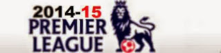 English Premier League (EPL) fixtures for 2014/2015 season