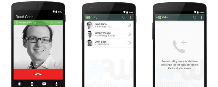 ميزة المكالمات الصوتية في واتساب ، ميزة المكالمات الصوتية في واتس آب ، تفعيل ميزة المكالمات الصوتية لواتساب ، كيفية تفعيل ميزة المكالمات الصوتية لواتساب ، نسخة واتساب للمكالمات الصوتية، نسخة رقم 2.12.5 من تطبيق واتساب للأندرويد ، واتساب لنظام أندرويد ، عن المكالمات الصوتية في واتساب ، تحميل ميزة المكالمات الصوتية لواتساب