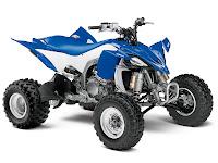 2013 Yamaha Raptor YFZ450R ATV pictures 3