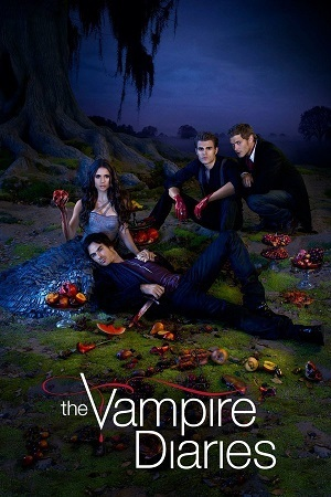 The Vampire Diaries - Diários de um Vampiro - 3ª Temporada Séries Torrent Download capa