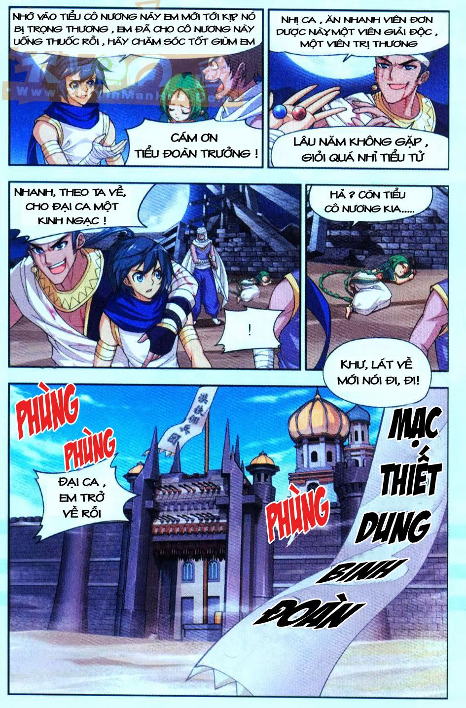 Đấu Phá Thương Khung chap 41 page 10 - IZTruyenTranh.com