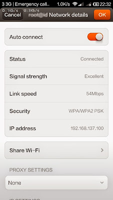 Hotspot WiFi Access Point Dengan Ubuntu