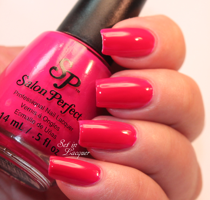 Salon Perfect - Plum Sorbet