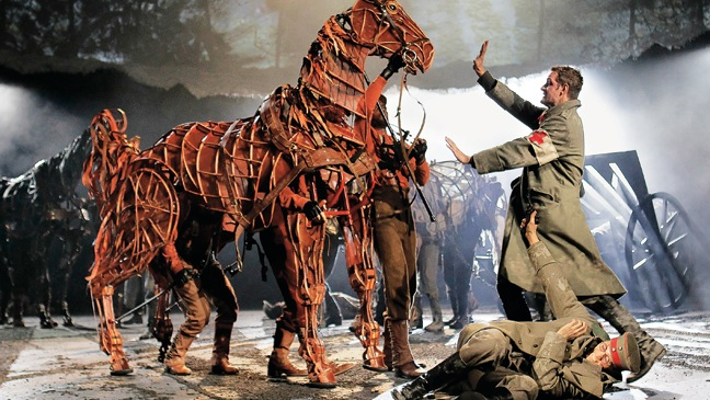 evaluation of play war horse In the simplest, most literal terms, the very title of steven spielberg's war horse explains exactly what the film is about but as you'd expect with any sweeping period epic from a legendary oscar-winning director released during prestigious movie season, the themes of war horse run much, much deeper.