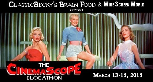 CinemaScope Blogathon
