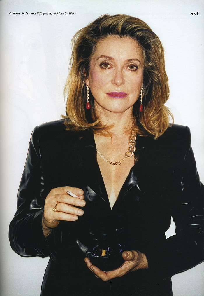 Assorted Mags - The Journal: CATHERINE DENEUVE