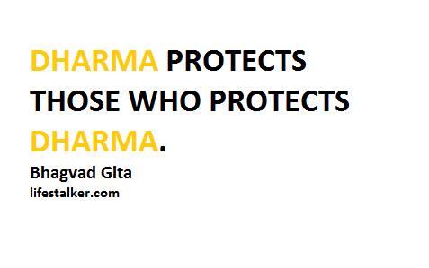 Dharma Vs Religion