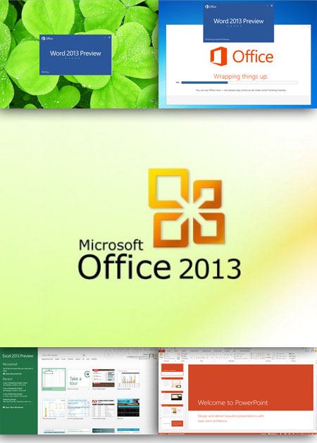 Need to download Office 2013 Home and Business 64 bit ...
