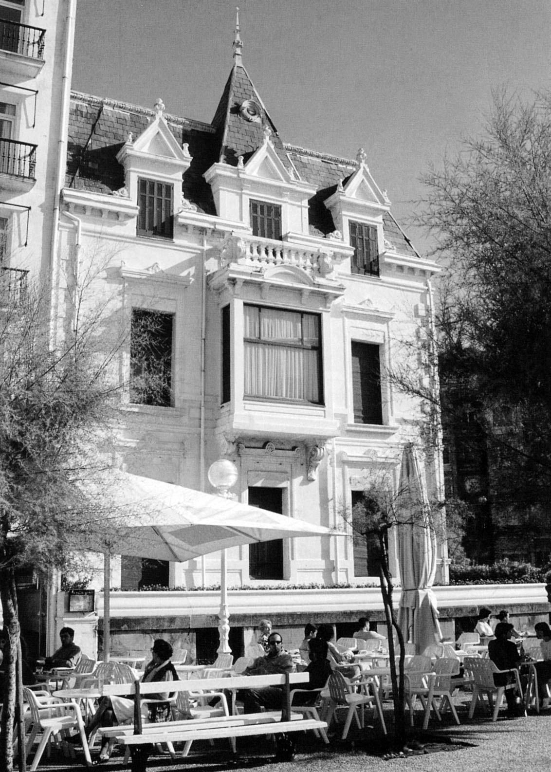 San sebasti n patrimonio cultural las p rdidas - Arquitectos san sebastian ...