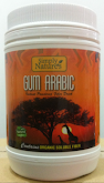 GAM ARAB (GUM ARABIC) SIMPLY NATURE'S