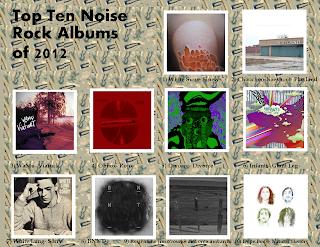 Top 10 albums 2012