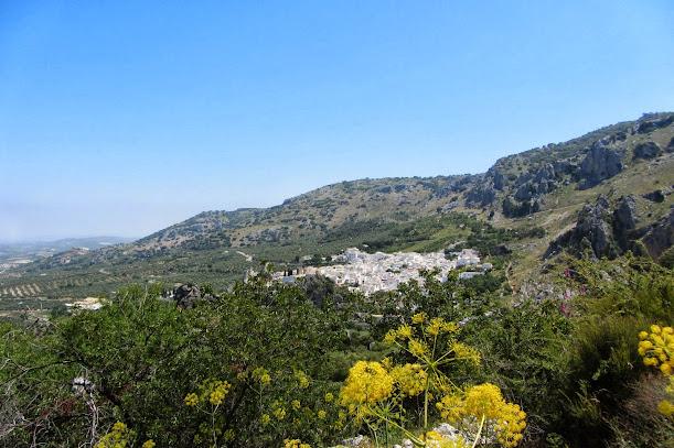 SIERRAS SUBBÉTICAS: Cabra - Cerro Abrevia - Zuheros- Carcabuey