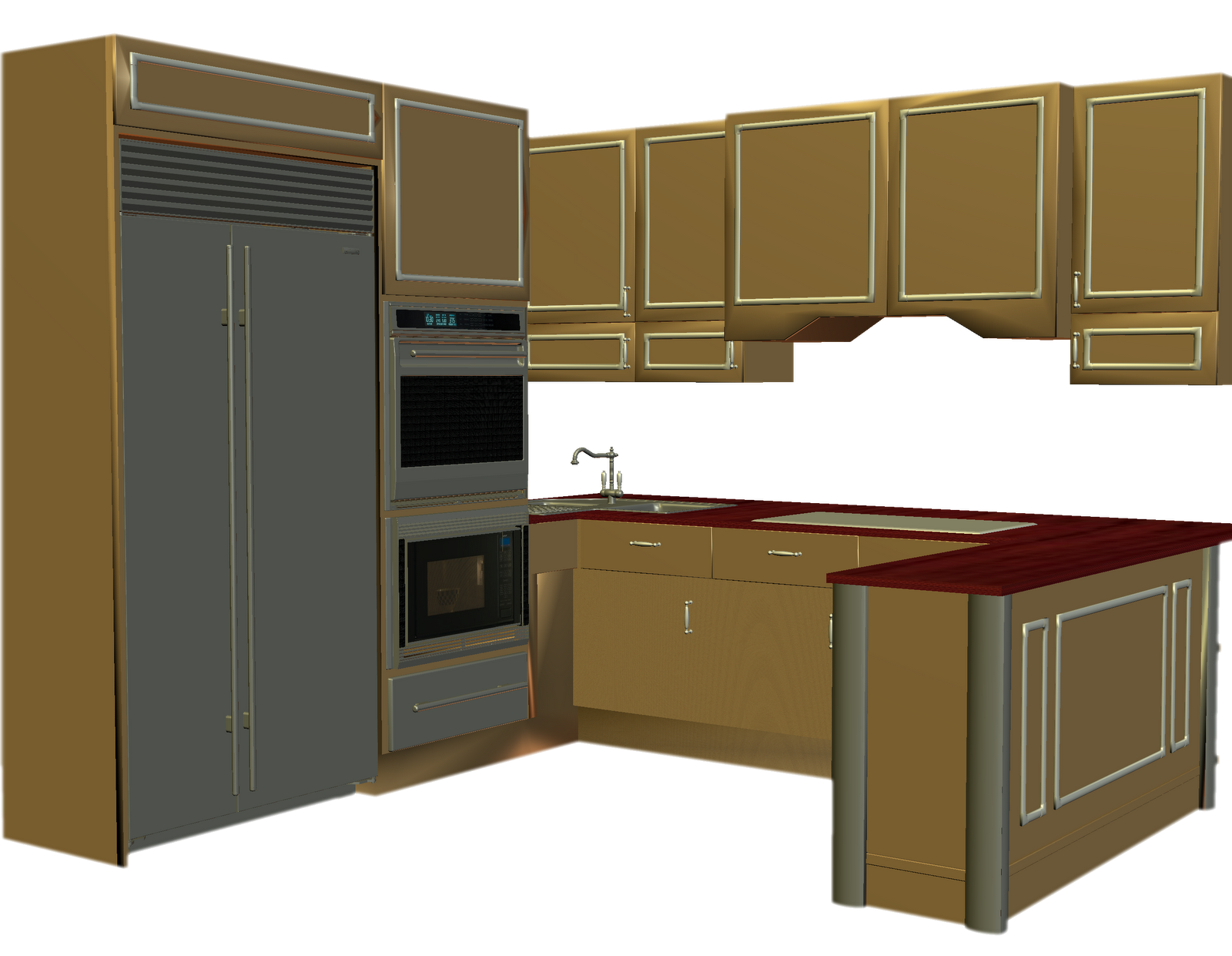 Here Are Some Pretty Cool Kitchen And Kitchen Object Clipart Enjoy