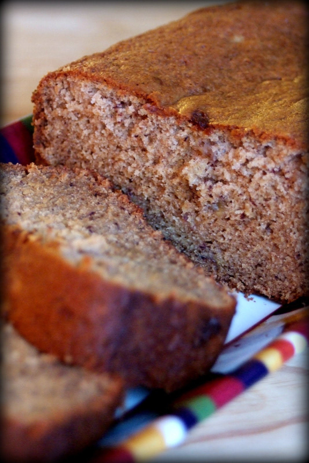 how to make banana bread from scratch