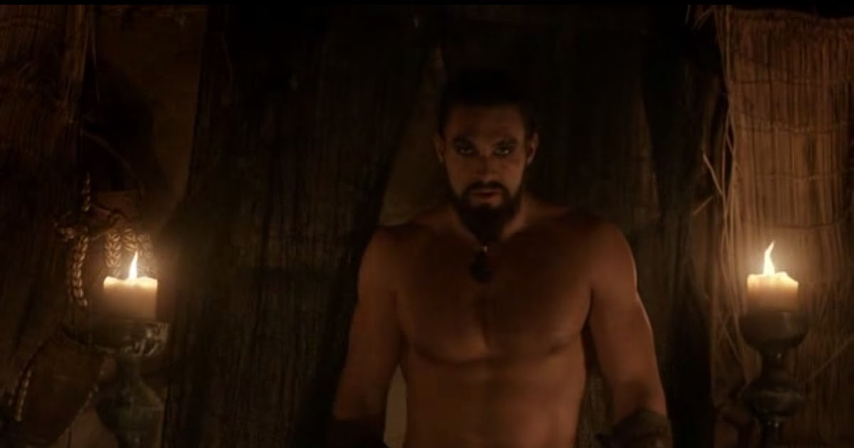 Agree, the Jason momoa game of thrones nude