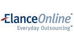 Elance Work Online, home worker