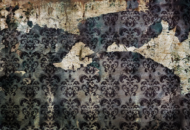 shady vintage wallpaper repeating pattern vintage wallpaper search ...
