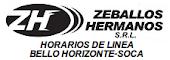 LINEA BELLO HORIZONTE-SOCA