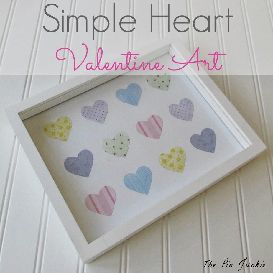 Valentine Specimen Art