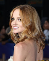 Jayma Mays Glee The 3D Concert Movie held at the Regency Village Theater