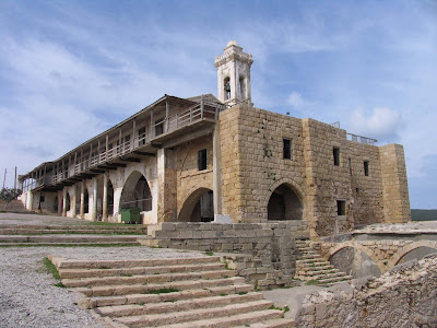 (North Cyprus) - Karpas - Monastery of Apostolos Andreas