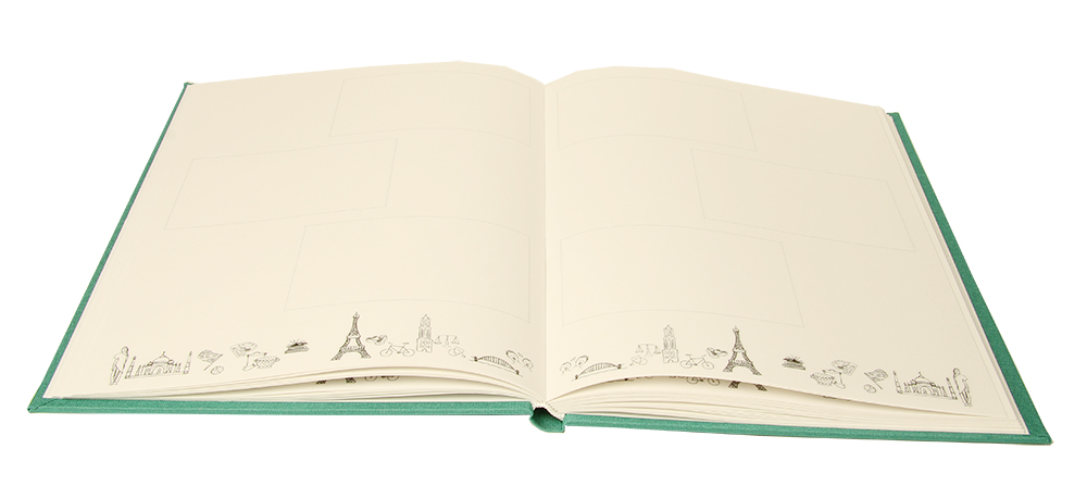 Prien Personalized Guestbook - cover
