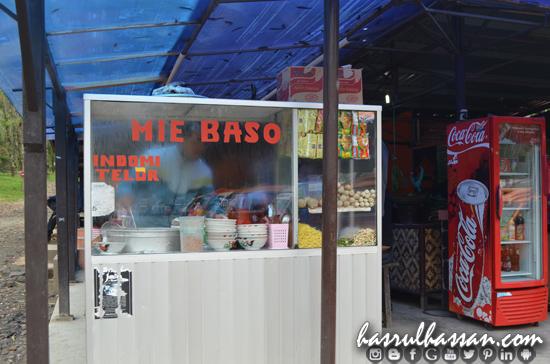 Mee Bakso - Baso Bandung Kawah Putih yang Keren