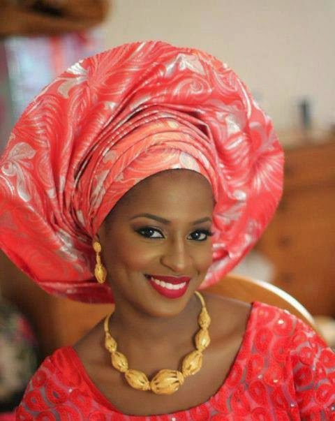 Collective African Designs: What is your Head-tie(GELE ... Traditional African Fashion Headdress