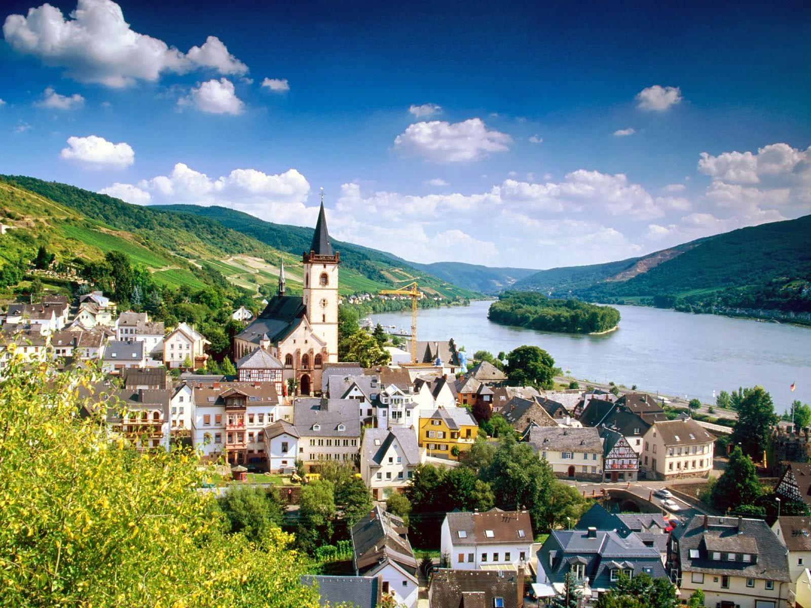 萊茵河旅遊