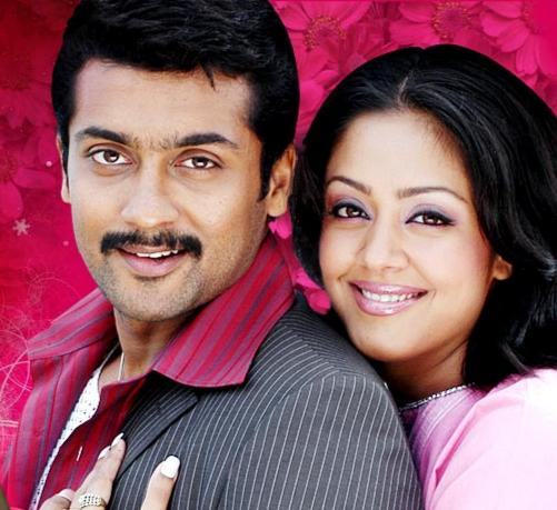 Surya and Jyothika Photos