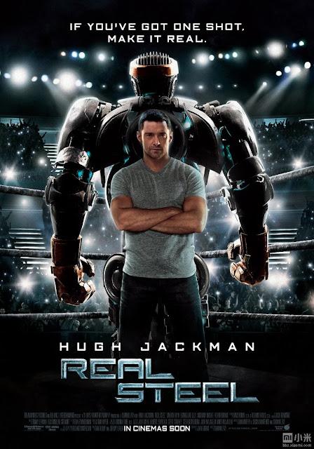 Real Steel (2011) ศึกหุ่นเหล็กกําปั้นถล่มปฐพี | ดูหนังออนไลน์ HD | ดูหนังใหม่ๆชนโรง | ดูหนังฟรี | ดูซีรี่ย์ | ดูการ์ตูน
