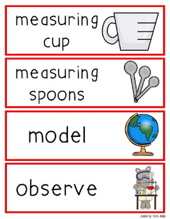 https://www.teacherspayteachers.com/Product/5-Senses-and-the-Nature-of-Science-Vocabulary-Cards-658298