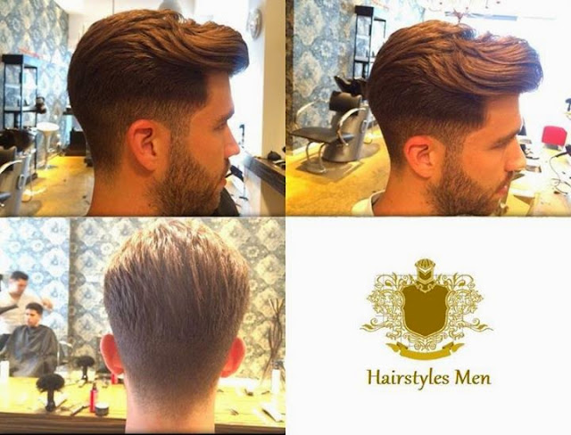 new men urban hairstyle picture