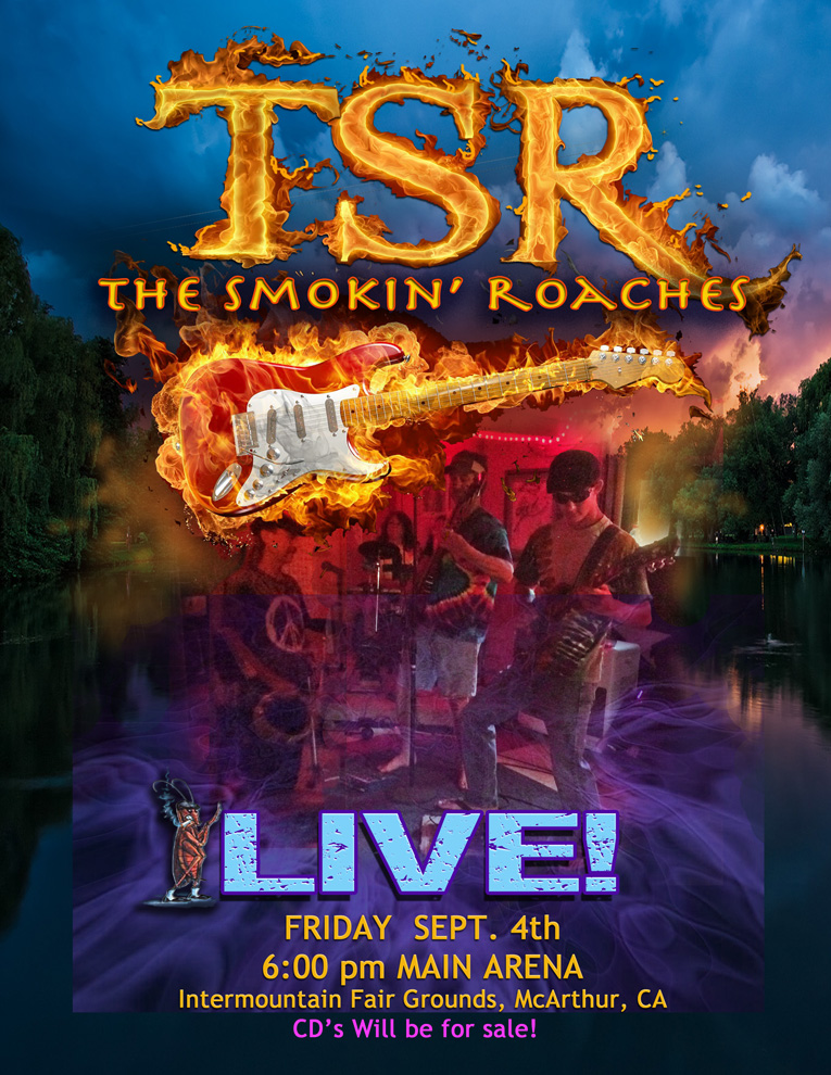 TSR show poster