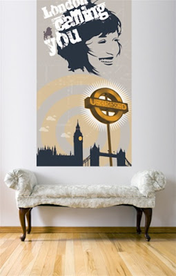 British Wedding Wall Decor