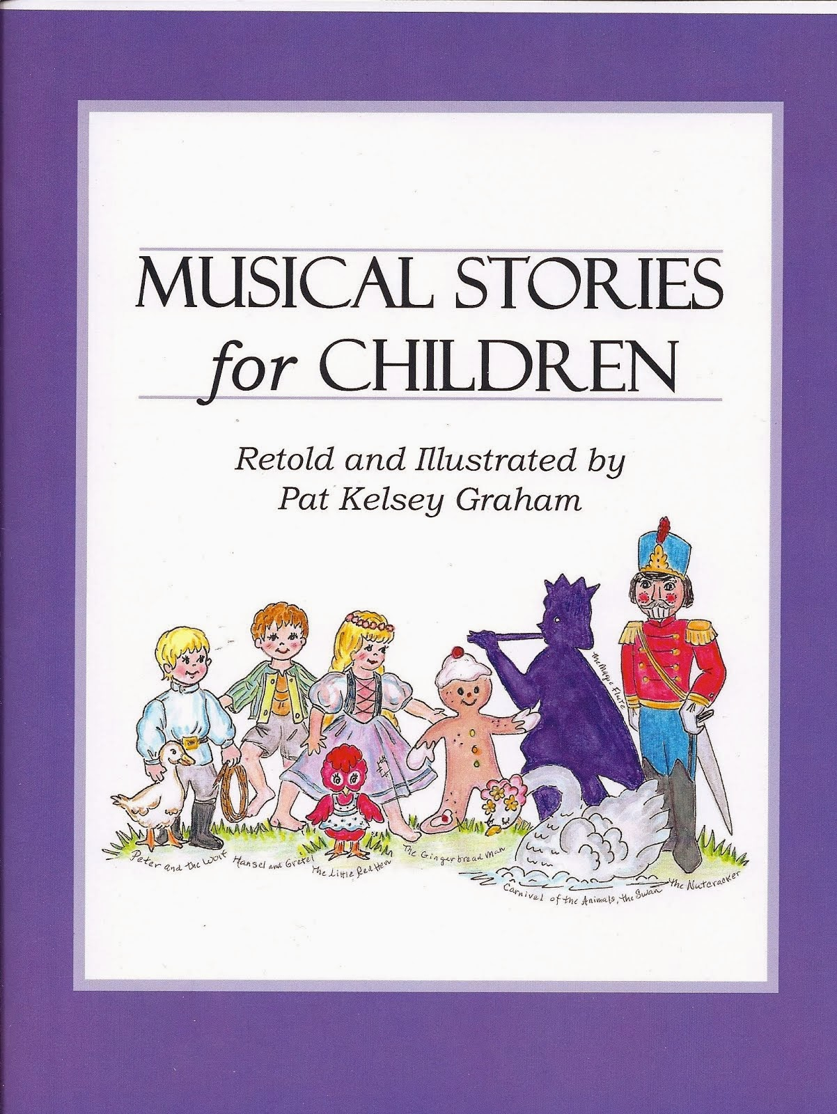 MUSICAL STORIES FOR CHILDREN