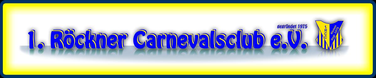 Offizieller Blog des 1. Röckner Carnevalsclub ( 1. RCC )