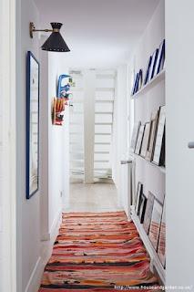Koridor Rumah Minimalis