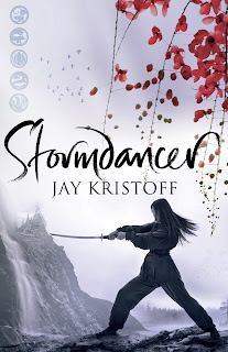 Stormdancer UK Cover