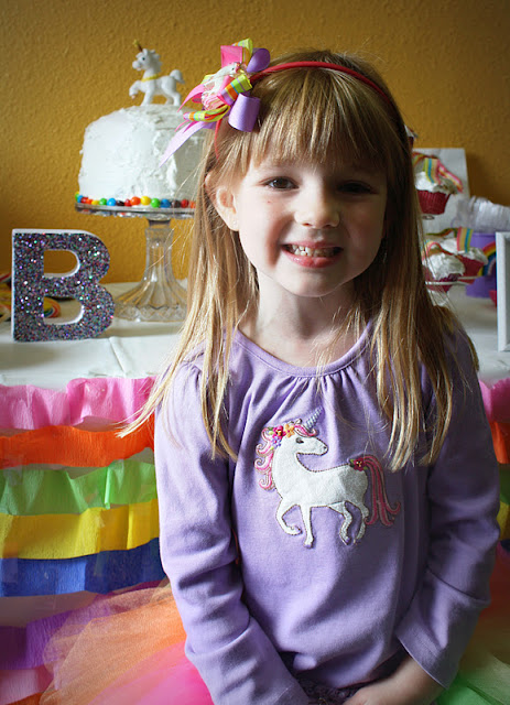 The Barnes Yard A Magical Party Rainbows Unicorns Amp And