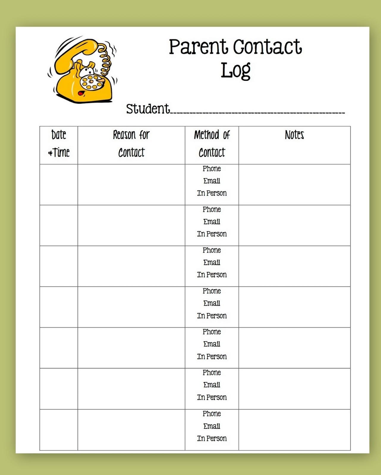 Tween Teaching: Printable Worksheets