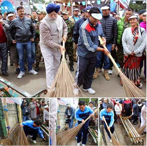 Swaach Bharat Abhiyan Darjeeling Chapter