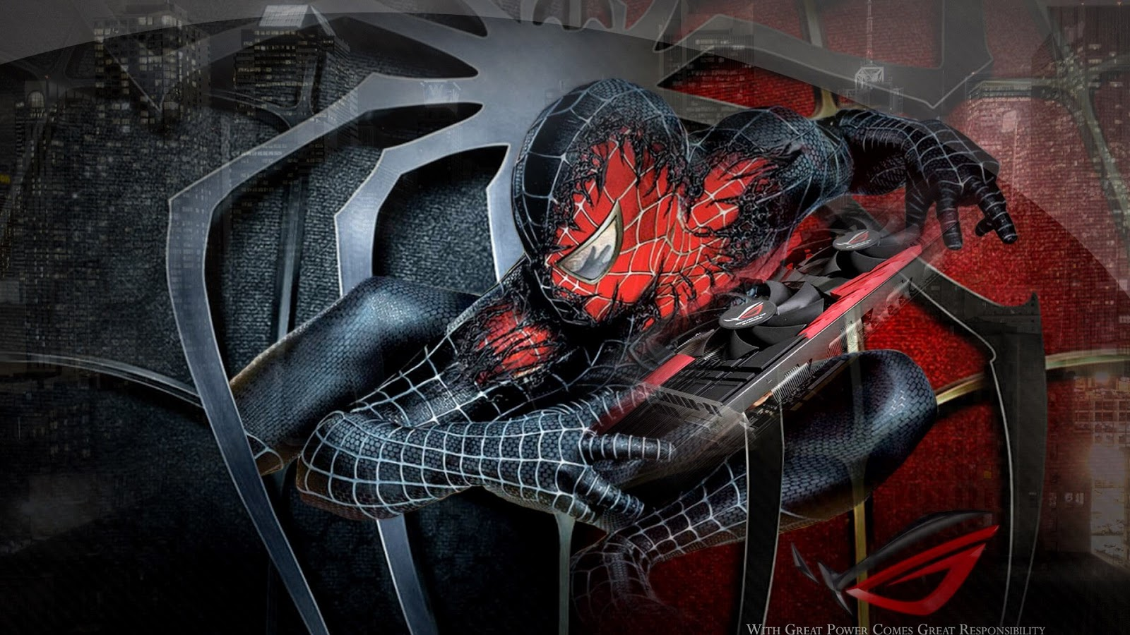 Download HD Spiderman Images