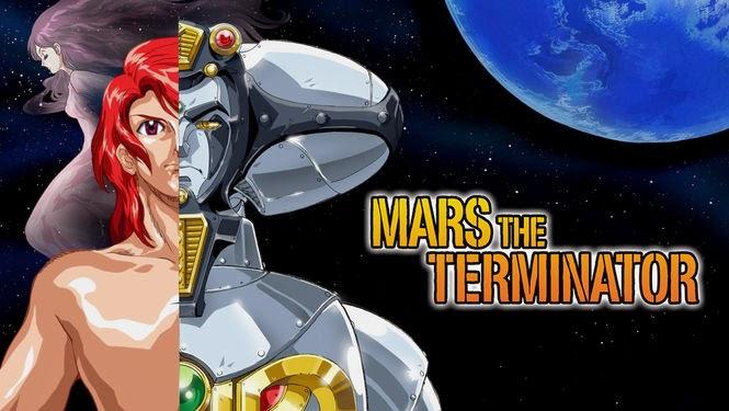 Mars The Terminator (Mars El Exterminador)