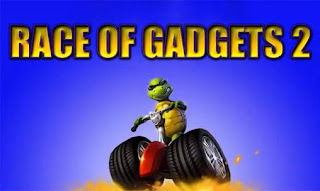 Screenshots of the Race of gadgets 2 for Android tablet, phone.