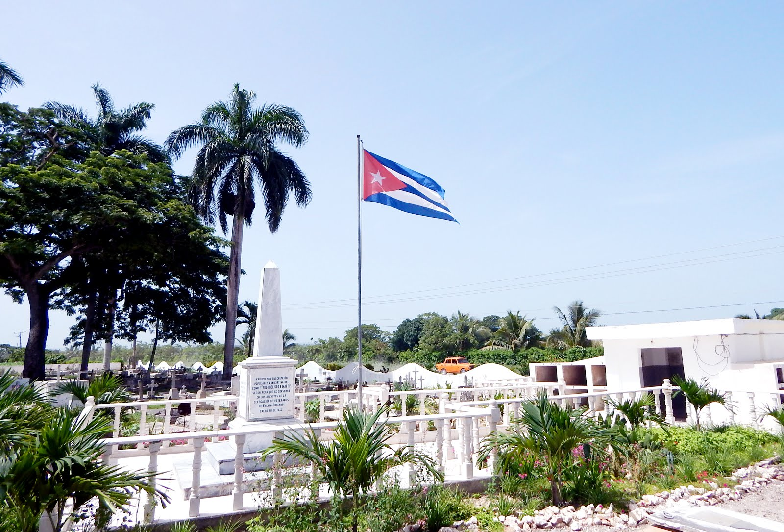 REMANGANAGUAS, PRIMER LUGAR DE CUBA DONDE FUE ENTERRADO EL  CADÁVER DE JOSÉ MARTÍ