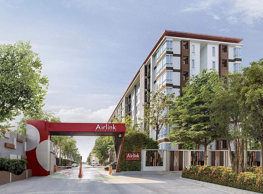 Condo Airlink Residence