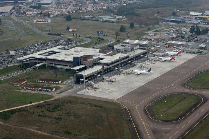 Aeroporto Afonso Pena Curitiba : Obra no aeroporto de curitiba pode começar em fevereiro